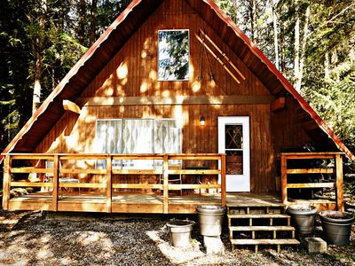 Photo for Mt. Baker Rim Cabin #24 - Quiet Country Cabin