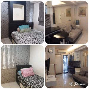 Photo for Apartemen 2BR di area green palace