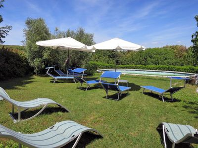 Photo for Apartment Podere Campo Fiorito (FCA101) in Follonica - 4 persons, 1 bedrooms