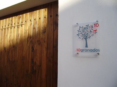 Photo for Rural house (rental) 10 Granados for 8 people