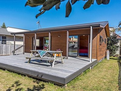 Photo for Puriri Cottage - Mt Maunganui Holiday Home