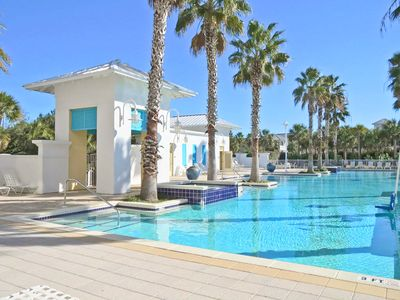 Photo for ☀Private Bch @ Going Coastal☀CarillonBeach-WOW! Oct 18 to 20 $540 Total! 4Pools!