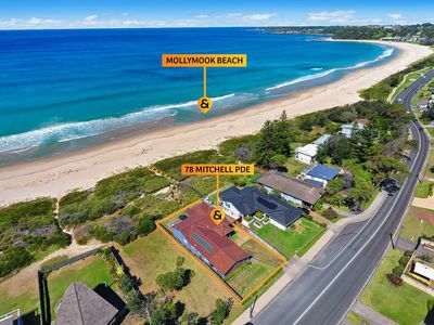 Photo for Mitchell Parade 78 - Mollymook, NSW