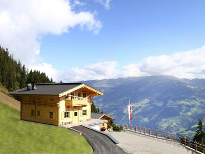 Photo for Holiday flat Nasenalm, Hippach im Zillertal