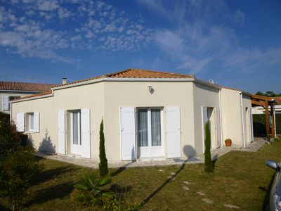 Photo for detached house by the sea - 3 bedrooms - 7 people maximum