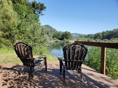 Photo for Dog Friendly Home with Smith River Access