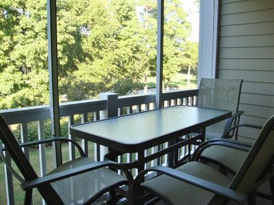Photo for QUIET AND SERENE 2BR Barefoot Condo! **Prime weeks still available!!