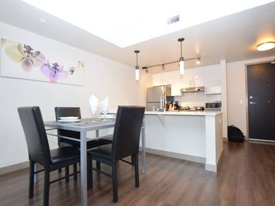 Photo for Modern   Spacious  1 bedroom   High Rise 3   KF