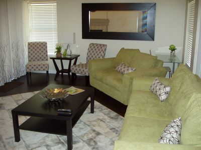 Photo for (2) Spacious Living/Dining Areas-Hardwood Floors-Open Floorplan-$119 Special