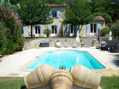 Photo for On the wine route between sea and Luberon you will quickly be charmed
