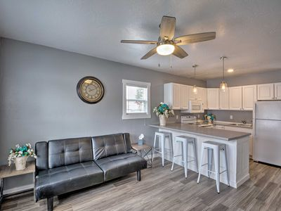 Photo for Central Great Falls Home Near Golf & Parks!