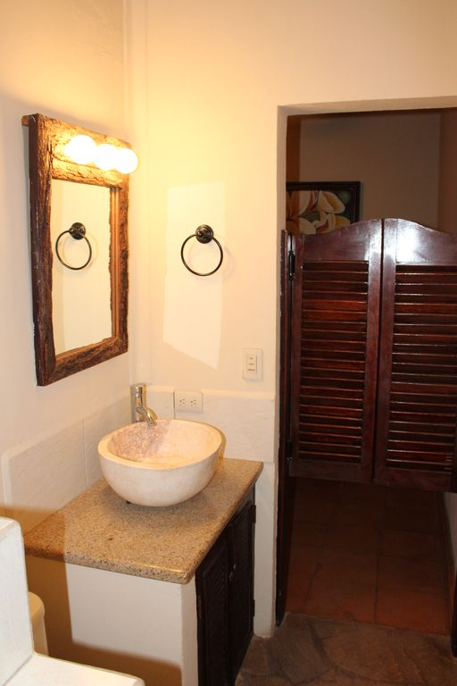 Private Bathrooms in each bedroom. Casa Cascada Colonial House with Pool   VRBO