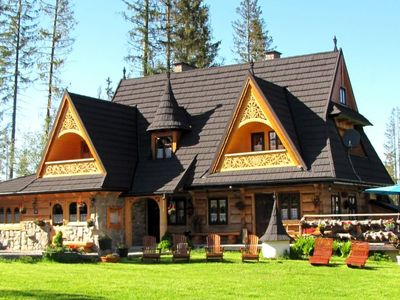 Photo for Vacation home Bajkowa Chata in Murzasichle - 15 persons, 7 bedrooms