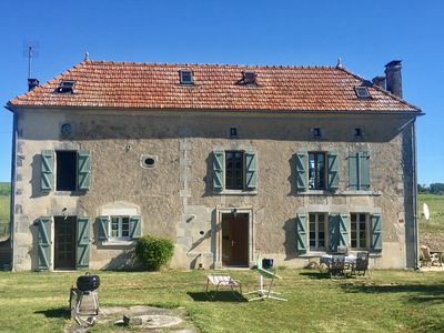 Photo for Traditional Charentaise House Countryside Location Close To Barberzieux