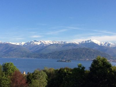 Photo for On Top Of The Lake With Views Of The Lake & The Swiss Alps