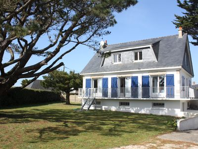 "Photo for ""Ty Genet"" - House 8 / 10p St Pierre Quiberon - 500meters from the Wild Coast"