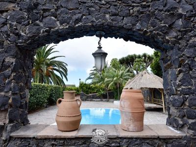Photo for Vacation home Finca Tacoronte in Tacoronte - 4 persons, 2 bedrooms
