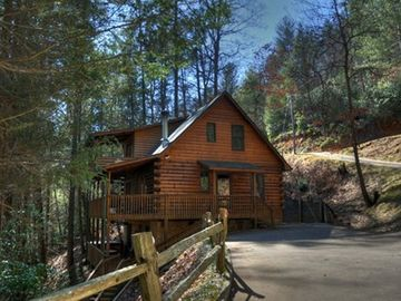 Above The River  2br/2ba  Cabin With Toccoa River Access, Sleeps 6