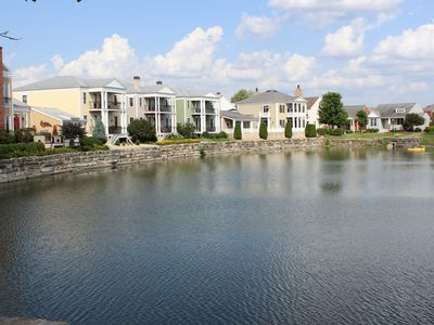 Photo for Modern Condo in the Heart of New Town, St. Charles I JZ Vacation Rentals
