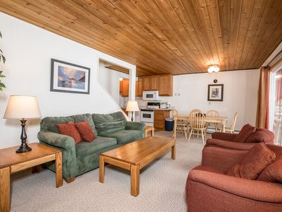 Photo for Whitefish Lake Condo, conveniently located close to downtown