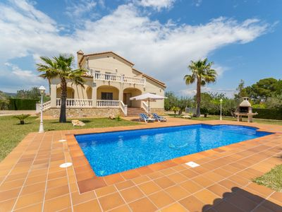 Photo for Great house with private swimming pool for 8 guests