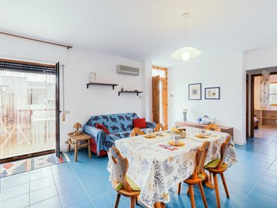 Photo for Holiday apartment Torre Spaccata for 6 persons with 2 bedrooms - Penthouse holiday apartment