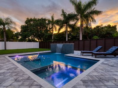 Photo for Welcome Home to your Luxury, Tranquil, Beach Living Paradise on Lido Key!