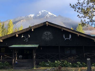 Photo for Wood River Lodge - Sourdough Cabin - FLY-IN ONLY!