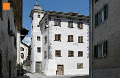 Photo for Holiday Valendas for 7 people with 5 bedrooms - Historic Building