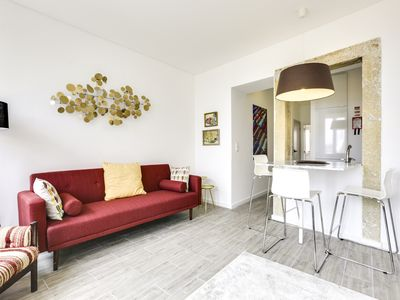 Photo for Cosy & bright apartment with balcony