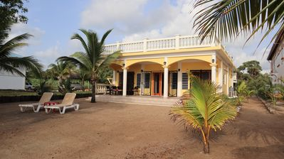 Photo for Brand New Home on the Caribbean, 2 bedrooms, 2 baths.