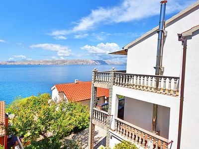 Photo for Apartment Lahun in Senj - 4 persons, 2 bedrooms