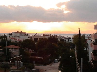 Photo for Quality Penthouse With Stunning View To Athens And The Saronic Gulf.