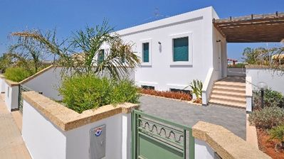 Photo for Holiday home in excellent location - Residence Costamarina - Villetta 4