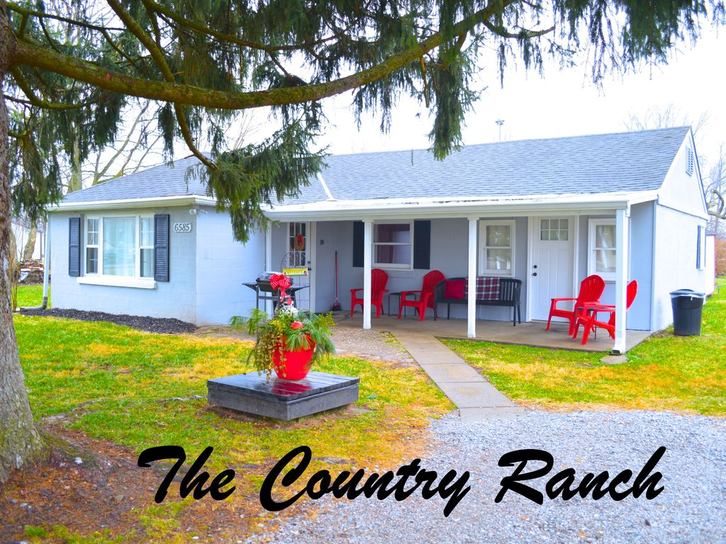 Wonderful Ranch House Near The Ark Encounter And Creation Museum Petersburg Ky