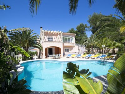 Photo for Vacation home Amber in Calpe/Calp - 10 persons, 5 bedrooms