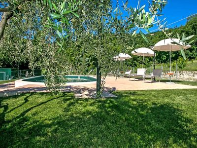Photo for Country Villa with private pool just a few miles from Fossombrone