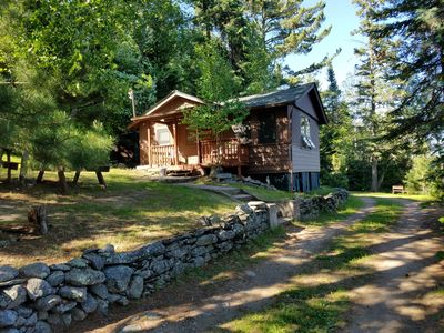 Photo for Vintage Vermilion - Cabins and Retreat (Larch Cabin) Beautiful Lakeside Cabins
