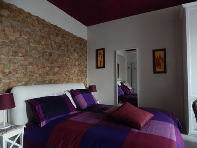 Photo for Le RosetteAssisi: Studio suite with private bathroom and independent heating