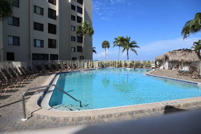 Sandarac 209B offers fantastic views of the Gulf of Mexico!