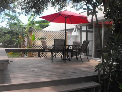 Photo for FREE NIGHT for every 7 nights you book! Private Townhouse near Ocean - BOOK NOW!