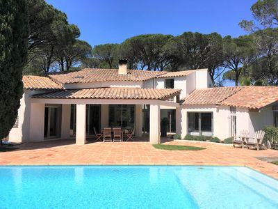 Photo for Exceptional house in the heart of Valescure Saint Raphael golf courses in the Var,