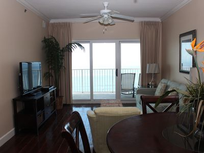 Photo for GREAT RATES! Beautiful Direct Beach Front, 3BR/2BA, Free WIFI (Highspeed)