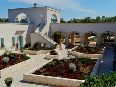 Photo for an old Olive Farm offering unique and stylish accommodation full of rustic charm