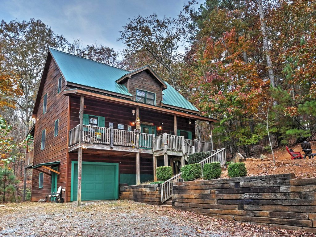 3br ellijay cabin w resort style amenities ellijay north for Ellijay cabins for rent by owner