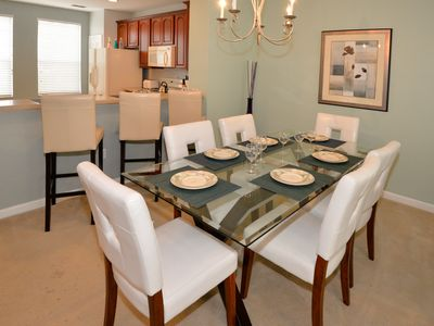 Photo for Great taste Modern Townhome At Vista Cay Resort sleeps 8 next to convention