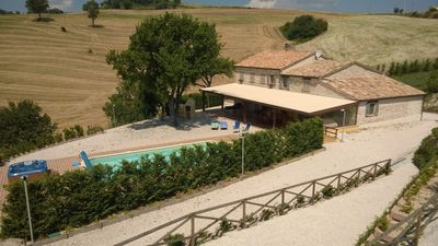 Photo for Villa Private Pool and Jacuzzi in panoramic position. Special Offer August September!