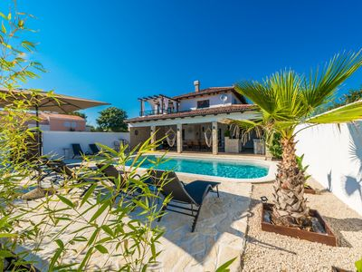 Photo for Beautiful Villa Karmen, in Dalmatia, with a Pool