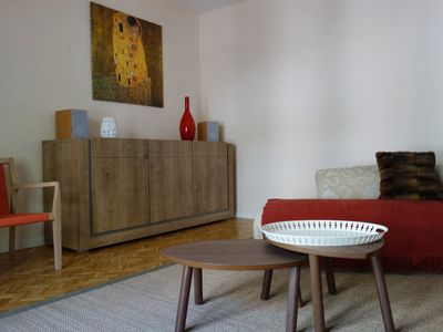 Photo for Apartment 60 M², quiet, bright, 15 minutes walk from the Part Dieu and Bellecour