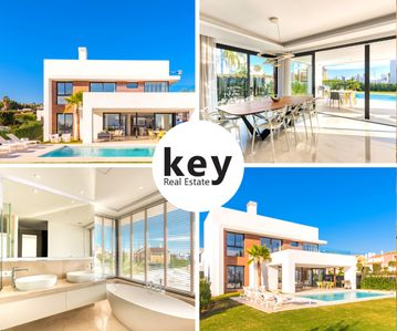 Photo for Villa Aurora: Contemporary Villa in New Golden Mile, Estepona
